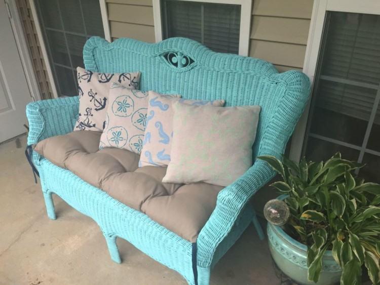 Patio Furniture Makeover Little Bir Secrets