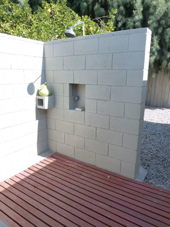 building an outside shower how to build an outdoor shower new outside shower  of how to