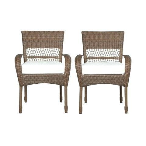 Architecture: Martha  Stewart Wicker Furniture