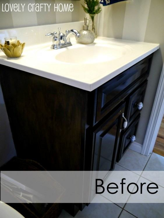 Full Size of Design Ideas For Painted Bathroom Vanity Cabinets Painting  Vanities Cabinet Refinished White Old
