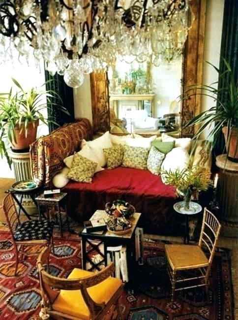bohemian style furniture