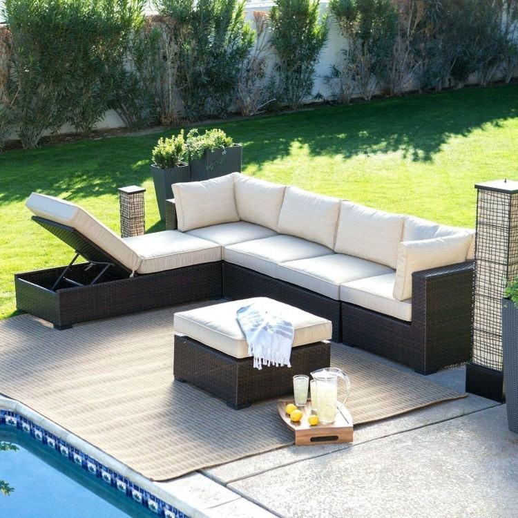 homemade patio furniture