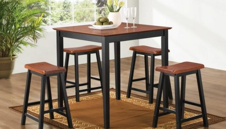 dining room stools counter butterfly extension table