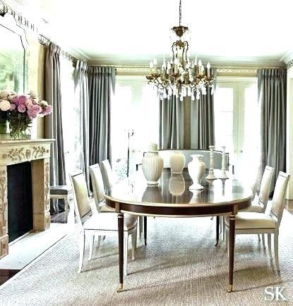 Make The Most Of Your Living Room And Dining Room Combo Pinterest Inside  Living Room Drapes Plan