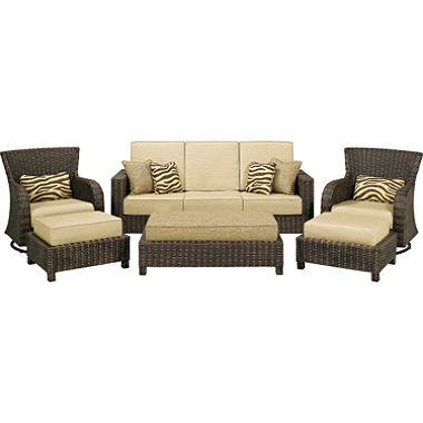 Lazy Boy Patio Furniture Set