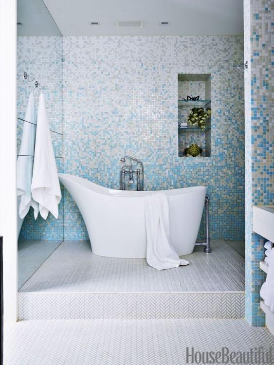 Stylish Cheap Shower Tile