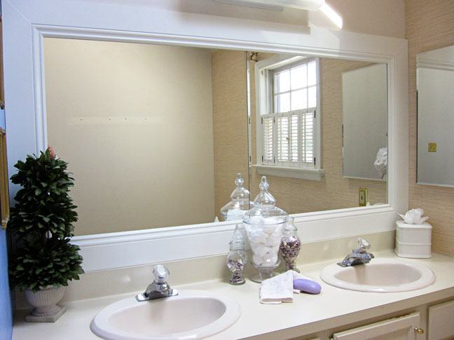 Mirror Frame Kit Do It Yourself Mirror Frame Kit Bathroom Mirror Frame Kit Best Framed Mirrors Ideas On Framing A The Frame Mirror Frame Kit Wood Mirror