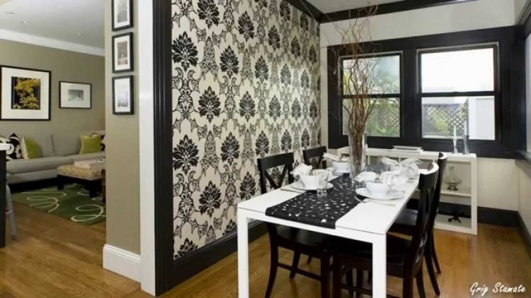 wallpaper feature wall living room feature wall living room living room  ideas living room ideas living