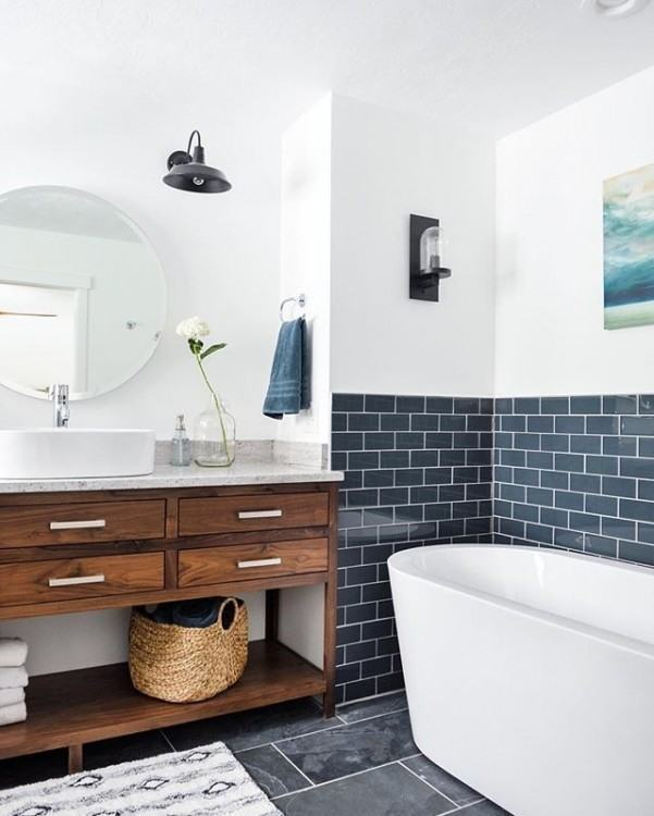 blue and white bathroom tiles bathroom bathroom tile  ideas