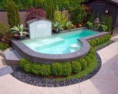 Images Yards Marvelous Small Swimming Las Ideas Australian Inground  Regarding Above Ground Pools For Decor