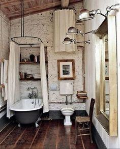 So easy vintage tile bathroom All wh