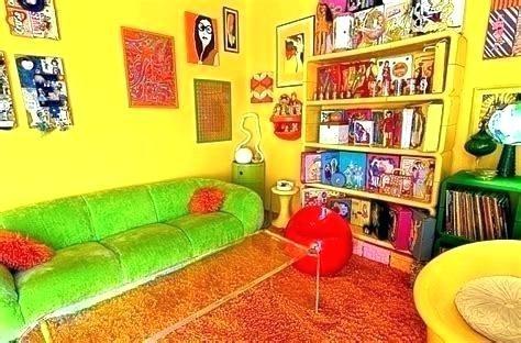70s room decor seventies