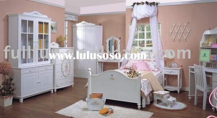 girl princess bedroom  bedroom sets
