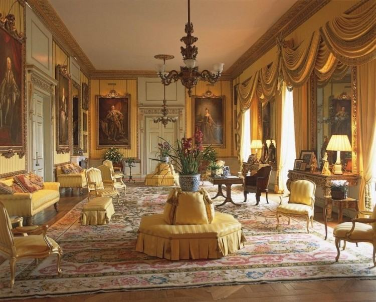 The  grandeur, the elegance, the opulence, everything speaks volumes of who you  are and the