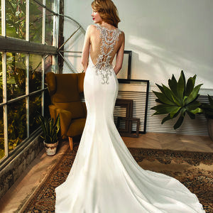 However, if you are size conscious, finding the right wedding  dress