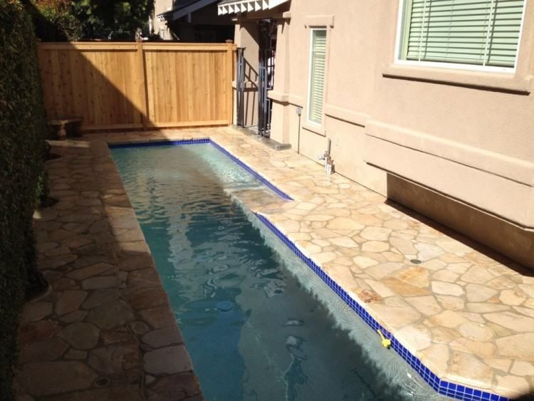 pool design for small