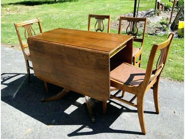21 Collection Duncan Phyfe Dining Table 1940 Legonz for Duncan Phyfe  Dining Room Table