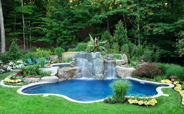 pool design ideas for small backyards modern swimming you will love it  homes in pictures