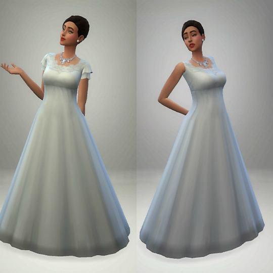 Evanjelin Bridal Gown