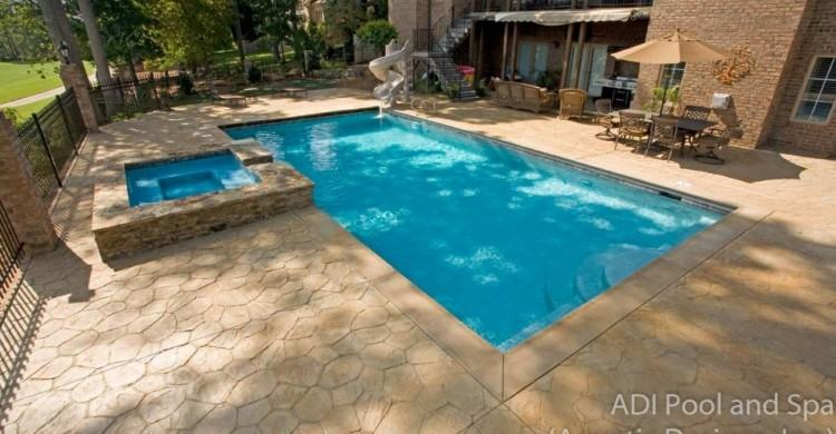 Does the best pool contractor in Charleston build infinity pool and spa  combinations? Yes, we do! Hire the most experienced aquatic design  professionals in