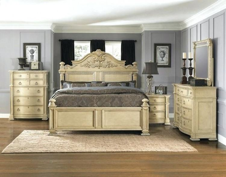 whitewash bedroom sets
