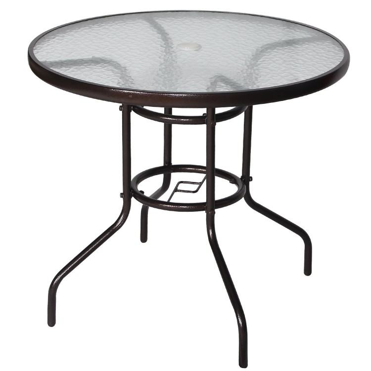 Glass And Wrought Iron Coffee Table Wrought Iron Coffee Table Patio  Furniture | Large