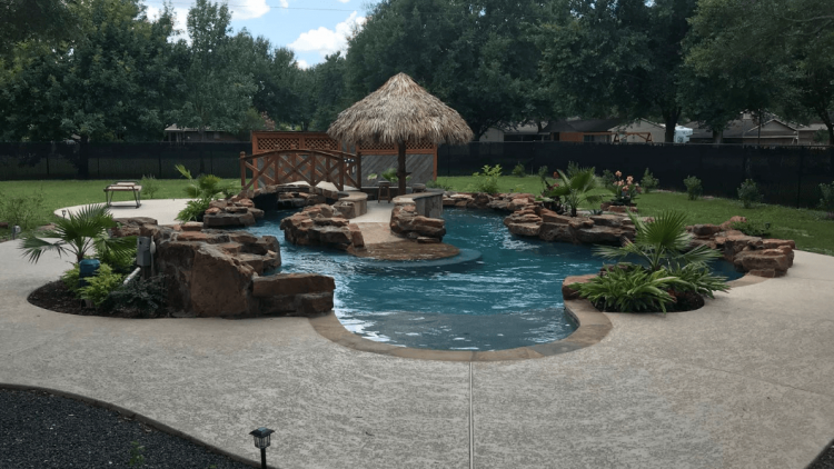 pool builders spring tx
