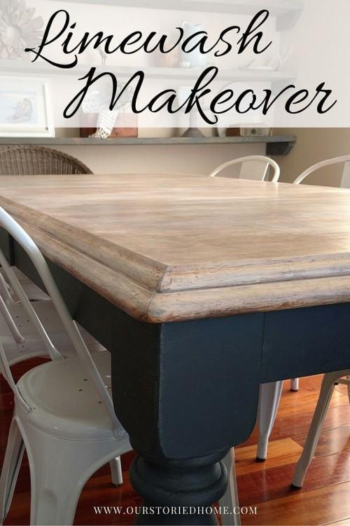 kitchen table painting ideas