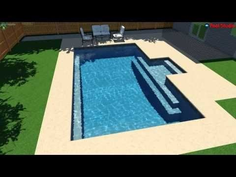 Swimming pool design has been a common request from our users, and we are  excited to announce that DreamPlan will now allow users to design their own