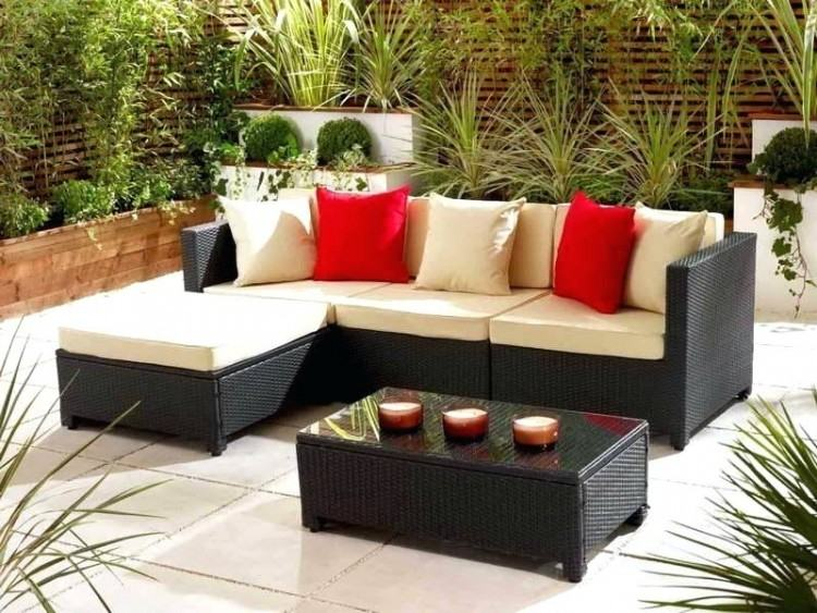 patio furniture 4 piece set garden ch 4 pieces outdoor furniture complete  patio cushion wicker rattan