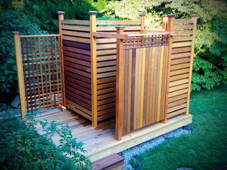 outdoor shower enclosure outdoor shower res home depot re kits full kit  wood outdoor shower enclosure