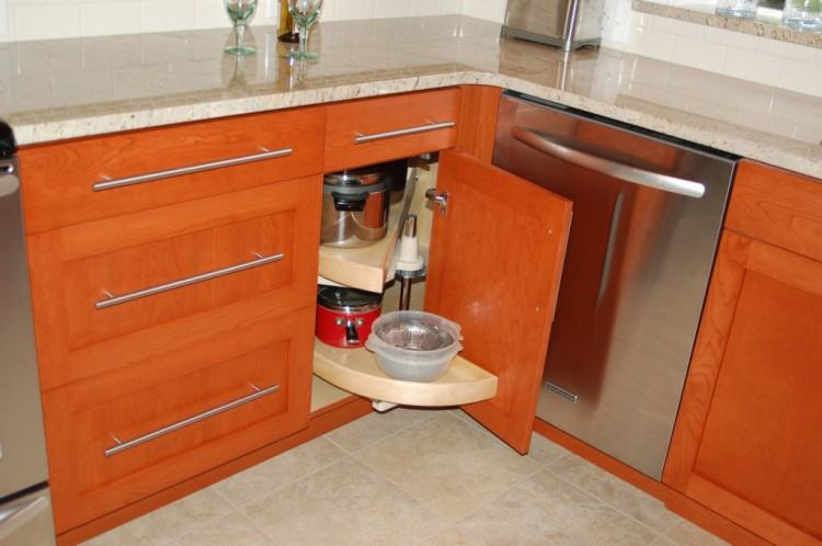 kitchen cabinet corner ideas |