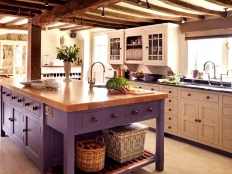 Adorable Country Style Kitchen English Kitchens Kitchen Design Ideas: