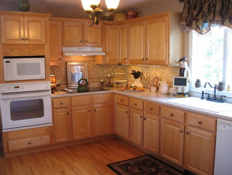 kitchen colors with light wood cabinets light colored wood furniture love  the natural wood cabinets and