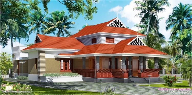 April 2014 kerala  home design and floor