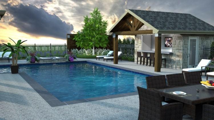 Swimming Pool Design Mr