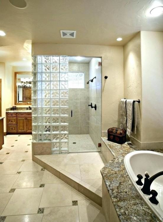 Bathroom Shower Ideas Pinterest Glass Block Bathroom Shower Ideas Glass  Block Shower Ideas On Download By Bathroom Decorative Bathroom Shower  Curtain Ideas