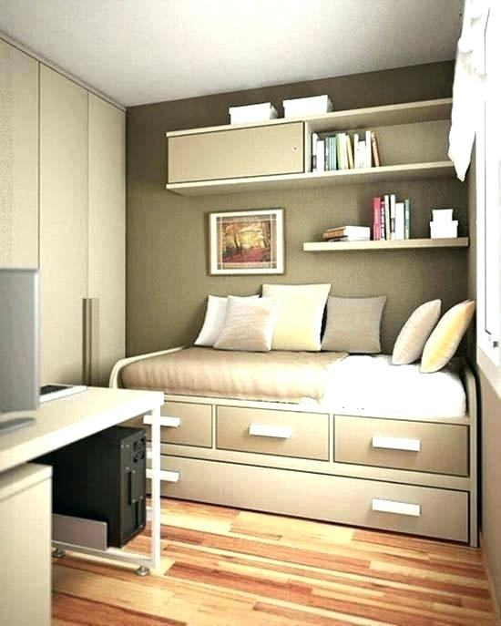 turning a bedroom into an office