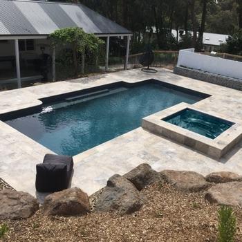 5m Fibreglass Pools Perth WA