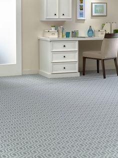 We make carpet tile, but we sell design