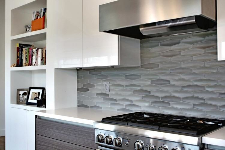 Amazing Backsplash With White Cabinets For Kitchens Your Money Bus Design  Unusual