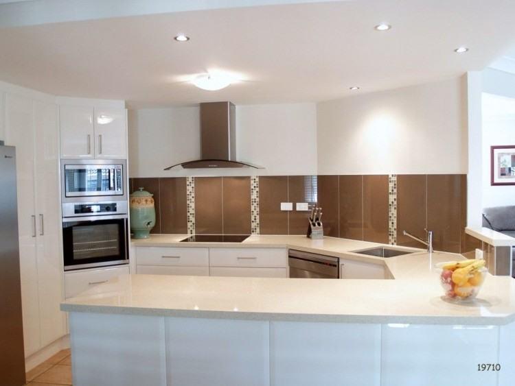 U Shape Kitchen Design Brisbane U Shaped Kitchen Design Layouts: Style  Of U