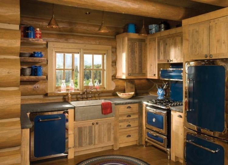 Kitchen:Awesome Cabin Kitchen Ideas Best Home Design Creative With  Design Ideas Fresh Cabin Kitchen