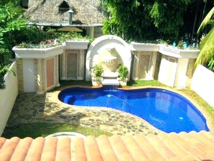 small inground pool designs