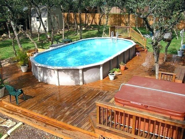 small above ground pool deck designs small above ground pool deck ideas above  ground pool deck