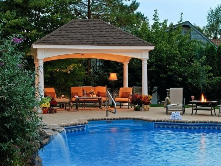 Pleasant Pool Patio Designs Home Design Ideas Furniture Flagstone Patio  Design Ideas Walkway Around Pool With White Wood Furniture Set For Your  Home Design