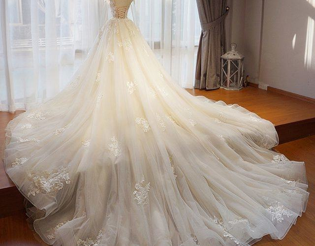 I actual even like this dress for a wedding dress