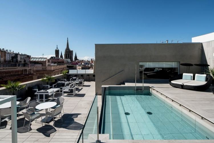 Spa and away from the crowd, a cleansing retreat just 30 minutes from the  commotion of central Barcelona