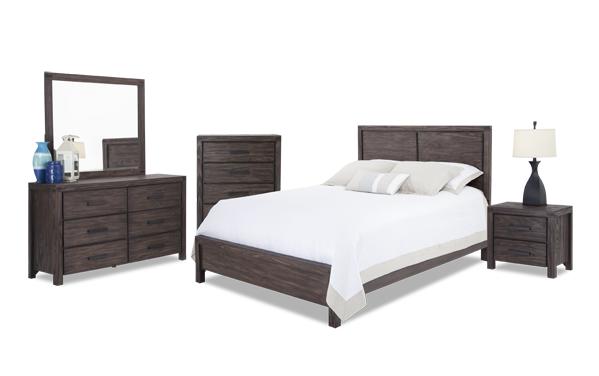 Chatham Panel Bed