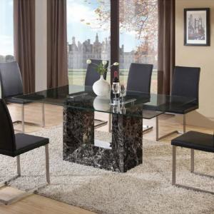 glass and marble dining table dining room table top ideas solid marble  dining table best of